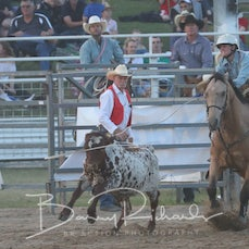 Junior Breakaway Roping - Sect 3