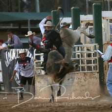 Bull Ride - Rd 4