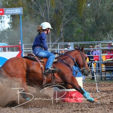 Junior Barrel Race - Sect 2