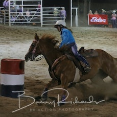Junior Barrel Race - Sect 1