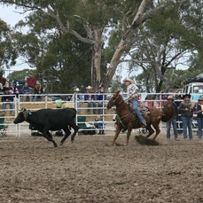 Great Western Rodeo APRA 2013 Slack - Good Friday Rodeo Mar 2013 Slack