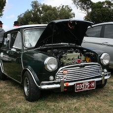 British Motor Cars Display 2012 - British Motor Car Display - Bundoora Park, Melbourne VIC