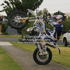 Graham Jarvis - Moto GC - Thomastown VIC