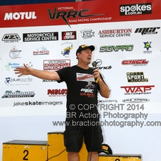 VRRC Road Racing Championships Presentations