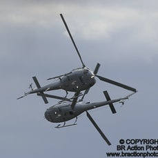 RAN Helicopter Formation Demo