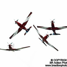 RAAF Roulettes - Formation Handling Display