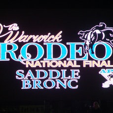 Saddle Bronc - Round 1
