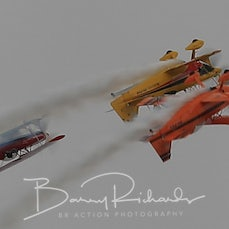 Formation Aerobatics - Pitts x 3 - SkyAces live up to their name with sparkling aerial displays.