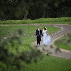 Kirby & Adrian - St. Gregory the Great, Doncaster. Yarra Valley Country Club, Bulleen.