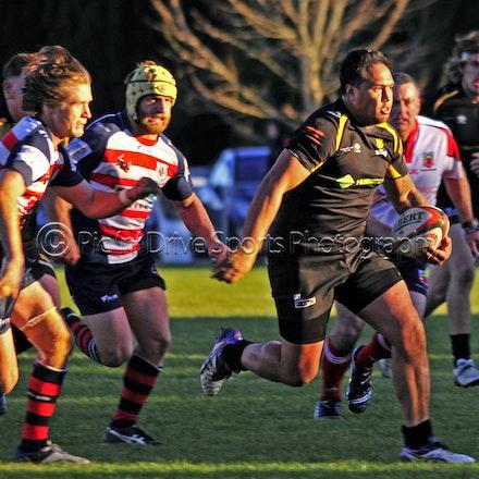 Club Rugby 2016