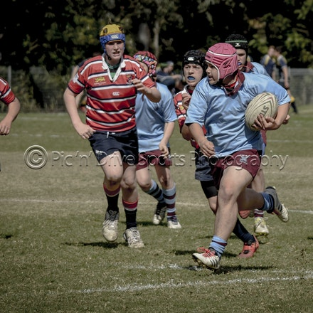 Under 14 Grand Final v Redfield - Chevalier took on Redfield in the grand final of the ISA Div II competition at Oakhill on August 20.