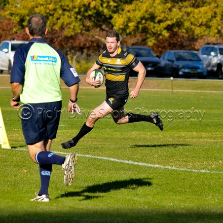 Bowral Blacks v Kiama May 19 - Illawarra District Rugby Union First Grade Round 6