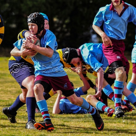 Chev U13 v Blue Mts Grammar June 2 - Round 5 of the 2018 ISA Div II Rugby Competition