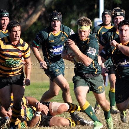Beecroft v Balmain (August 10) - Kentwell Cup Sydney Suburban Rugby, Div 1 match between Beecroft and Balmain.