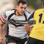 Asquith Magpies v Mounties RMC 130714 - With second place up for grabs for both sides, Mounties snatched a late 28-all draw in an epic. Ref Hartup played...