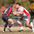 Asquith Magpies v Burwood North Ryde 100814 - 18-32 loss to the bottom-placed Burwood.