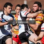 Asquith Magpies v Belrose and Kingsgrove 260715 - A few photos from the Sydney Shield and Ron Massey Cup matches.
