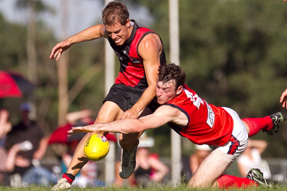 Pennant Hills Demons v North Shore 310312-14