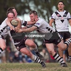 Asquith Magpies A1 v Narrabeen 050812 - Also a minor premiership decider, this time the Sharks prevailed 26-16.