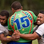 Cabramatta International Nines 2013 - Annual nine-a-side rugby league tournament showcasing the diversity of the game.