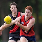 Pennant Hills Demons v North Shore Bombers 060413 - A few shots from the 2013 season opener of Sydney Premier Division AFL