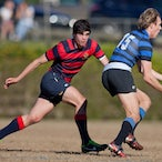 Barker College v Knox Grammar 100813 - Season-ending clash between the rival schools. Barker wrapped up the CAS title with a comfortable win. This set...