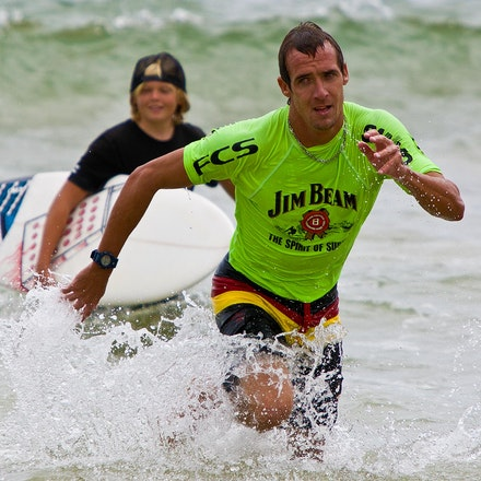 Jim Beam Surftag 2011