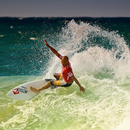 Sports - Photos of amateur and professional sports persons engaged in action sports events