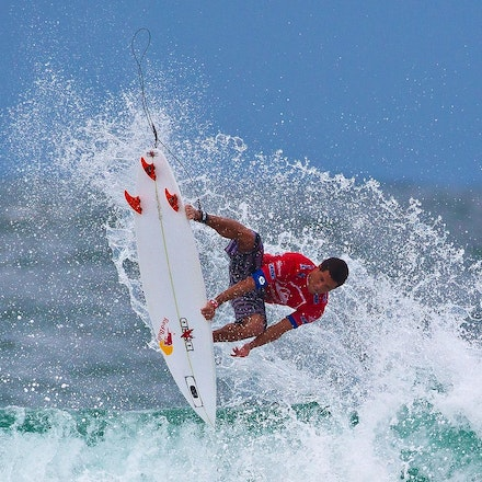 Quiksilver and Roxy Pro 2012