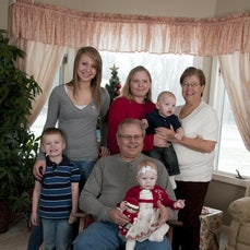 VanKoevering Family Christmas - Contact me for print orders!