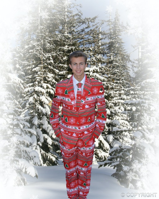 Christmas Suit Guynologo