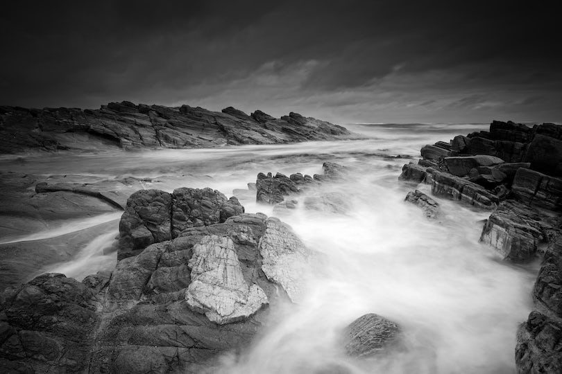 Jagged - Sarah Anne Rocks - A short drive from Arthur River on the West Coast, heading south and you'll find yourself at a turn off to visit these strange...