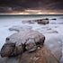 The Rock - Sunshine Coast - This rock is a stunning feature of Point Arkwright on the Sunshine Coast. On a strange eerie cloudy morning I waited for the...