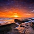 Dawn Beacon - Sunshine Coast, Queensland - Perhaps the best morning out I have had - perfect rays of early morning light and clouds that reflected the...