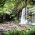 Russell Falls II - Mt Field National Park
