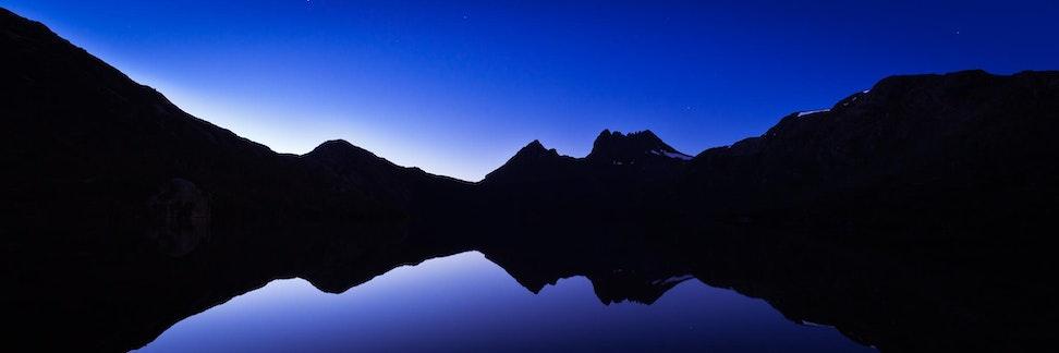 Cradle - Dove Lake, Cradle Mountain