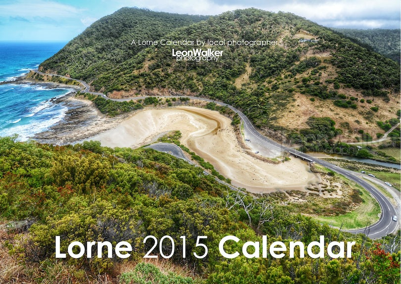 1. Calender2015 front page