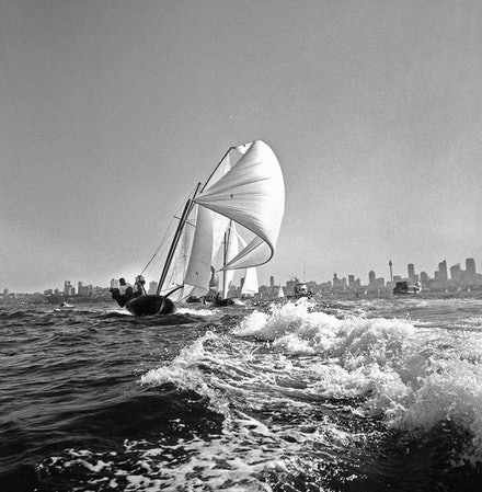 Historical Skiffs - Each archival photograph is stamped and signed by Robert and a brief description of how it was taken. The options are as follows: -...