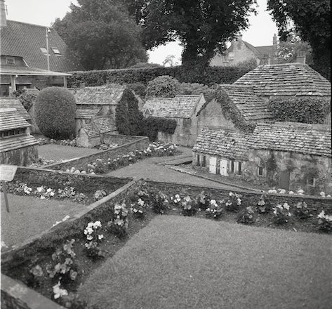 bourton on water034 - Each archival photograph is stamped and signed by Robert and a brief description of how it was taken. The options are as follows: -...