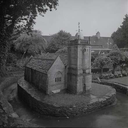 bourton on water037 - Each archival photograph is stamped and signed by Robert and a brief description of how it was taken. The options are as follows: -...