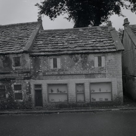 bourton on water043 - Each archival photograph is stamped and signed by Robert and a brief description of how it was taken. The options are as follows: -...
