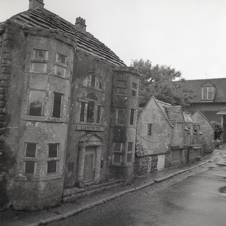 bourton on water042 - Each archival photograph is stamped and signed by Robert and a brief description of how it was taken. The options are as follows: -...