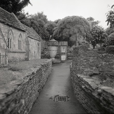 bourton on water045 - Each archival photograph is stamped and signed by Robert and a brief description of how it was taken. The options are as follows: -...