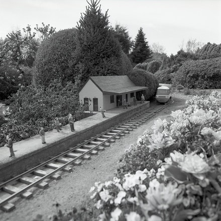 cockington green014 - Each archival photograph is stamped and signed by Robert and a brief description of how it was taken. The options are as follows: -...
