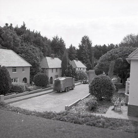 cockington green018 - Each archival photograph is stamped and signed by Robert and a brief description of how it was taken. The options are as follows: -...