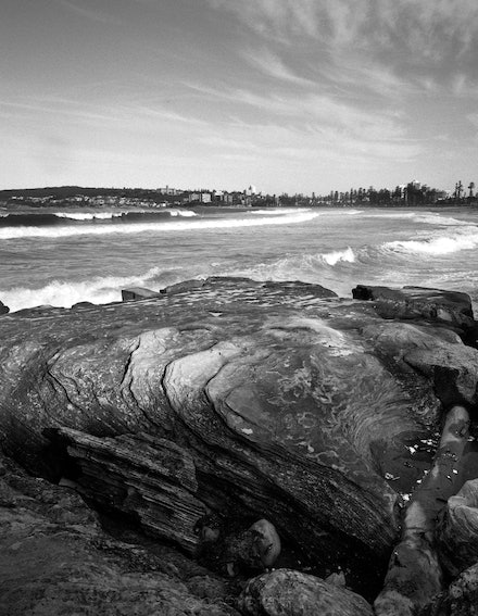 Queenscliff, Sydney - Each archival photograph is stamped and signed by Robert and a brief description of how it was taken. The options are as follows: -...