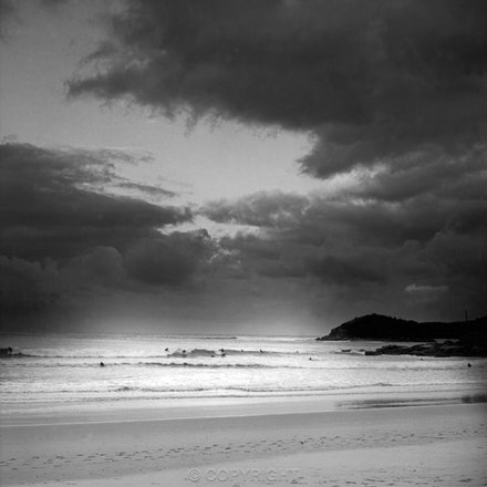 Shelly Beach, Sydney - Each archival photograph is stamped and signed by Robert and a brief description of how it was taken. The options are as follows: -...