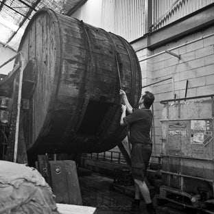Last of the Tanners - Documentary photographs of Australia's last tanners industry.