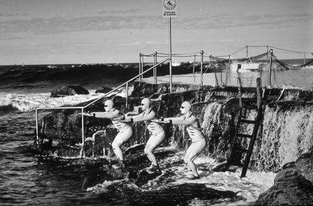 Bronte Pool & Chrome - Each archival photograph is stamped and signed by Robert and a brief description of how it was taken. The options are as follows: -...