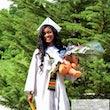 Fatmata Kamara's High School Graduation Ceremony